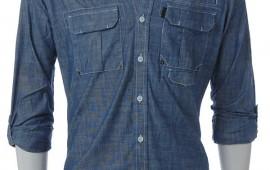 Bench Denim skjorte