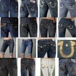 Mange slags Jeans