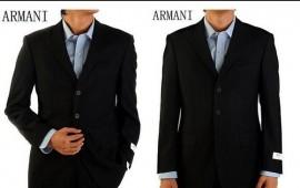 Fedt jakkesæt fra Armani
