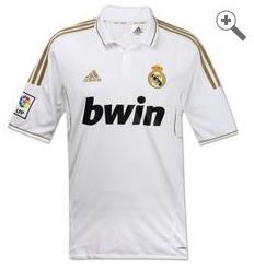 real madrid fodboldtrøje