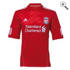 Liverpool FC fodboldtrøje
