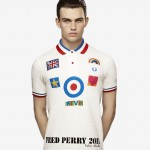 Peter Blake Fred Perry shirt